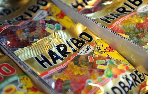 "Haribo is a German confectionery company, founded in 1920 by Johannes (""Hans"") Riegel Sr.   Haribo made the first gummy candy in 1922 when Hans Riegel Sr. made the first gummy bear.   Haribo is one of the biggest manufacturers of gummy and jelly sweets in the world, with its products mainly consisting of Gummy Bears, other jelly sweets and liquorice."