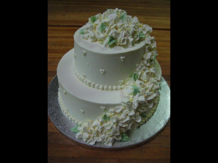 nyc bakery wedding cakes buttercream 2 tiered wedding cake by the runscible spoon 17952
