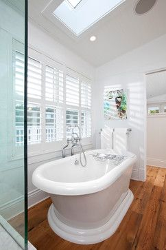 Waterfront Estate - traditional - bathroom - vancouver - jodi foster design…