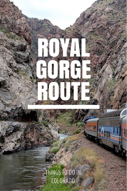Royal Gorge Route is a fantastic scenic train ride in #Colorado! Read post to find out more...