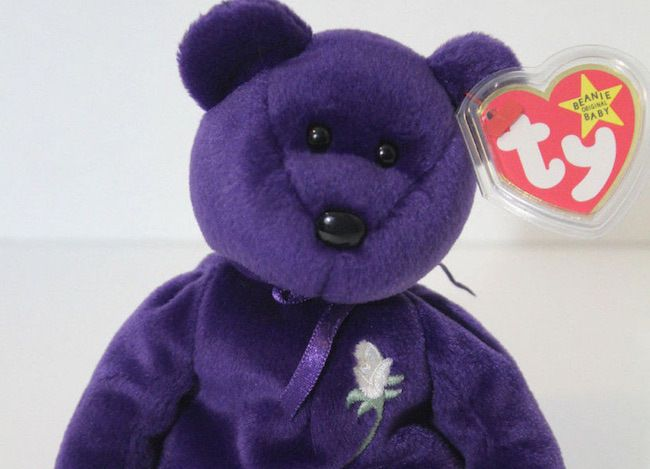 This Rare Beanie Baby Is About To Sell For More Than Your Car