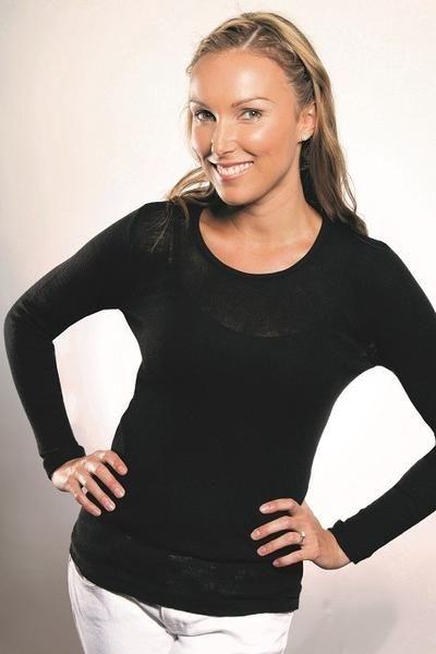 Merino Long Sleeve Shirt - Smart Merino  - Long Sleeve - From Merino With Love - Base Layer Thermal - https://www.smartmerino.co.nz/collections/womens