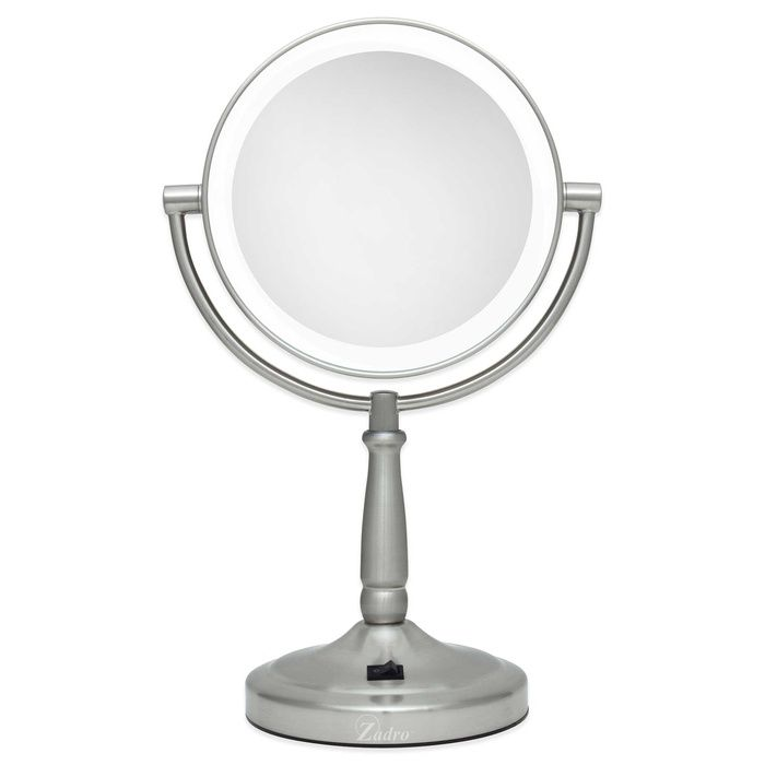 10 Best Makeup Mirrors    1 Zadro Cordless LED Lighted Vanity Mirror   rankandstyle. Best 25  Led makeup mirror ideas on Pinterest   Light up mirror