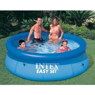 Piscine autoportée INTEX Easy Set 2,44 x 0,76 M