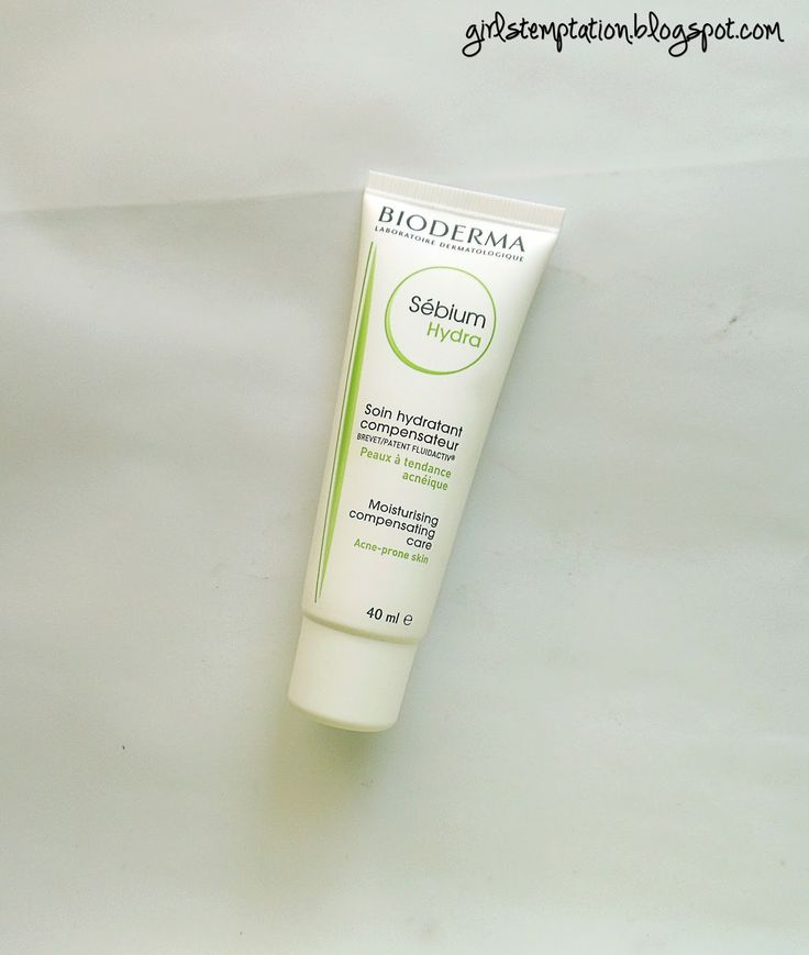 Skincare: Bioderma Sebium Hydra (Review) | Girl's temptations