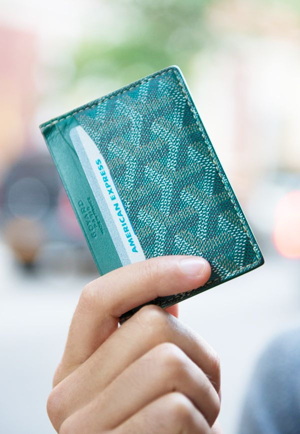 #Goyard Cardholder
