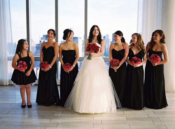 Trump Soho Hotel Wedding By Karen Wise Photography Pinterest Bridesmaid And Dresses