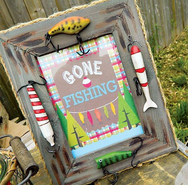 98 Best Fishing Birthday Theme Images On Pinterest: 34 Best Fishing Birthday Ideas Images On Pinterest
