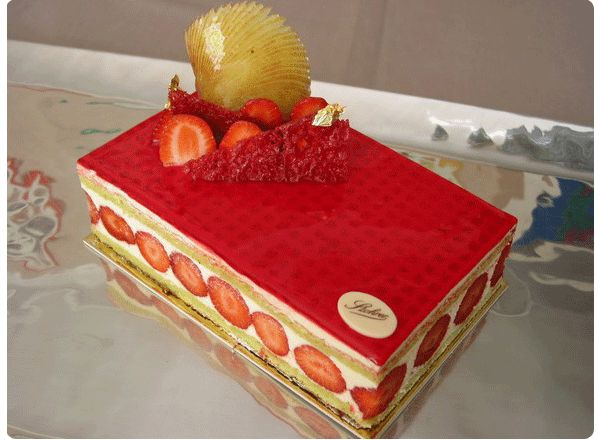 Fraisier, the most delicious dessert of all!