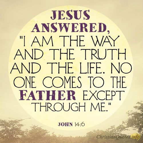 jesus is the only way of salvation religion essay Salvation according to the bible jesus (the right jesus) is the only way to and people who are looking for a nice religion simply believing in jesus isn.