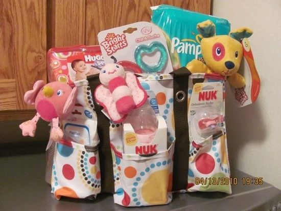 Thirty-One Baby Shower Gifts!