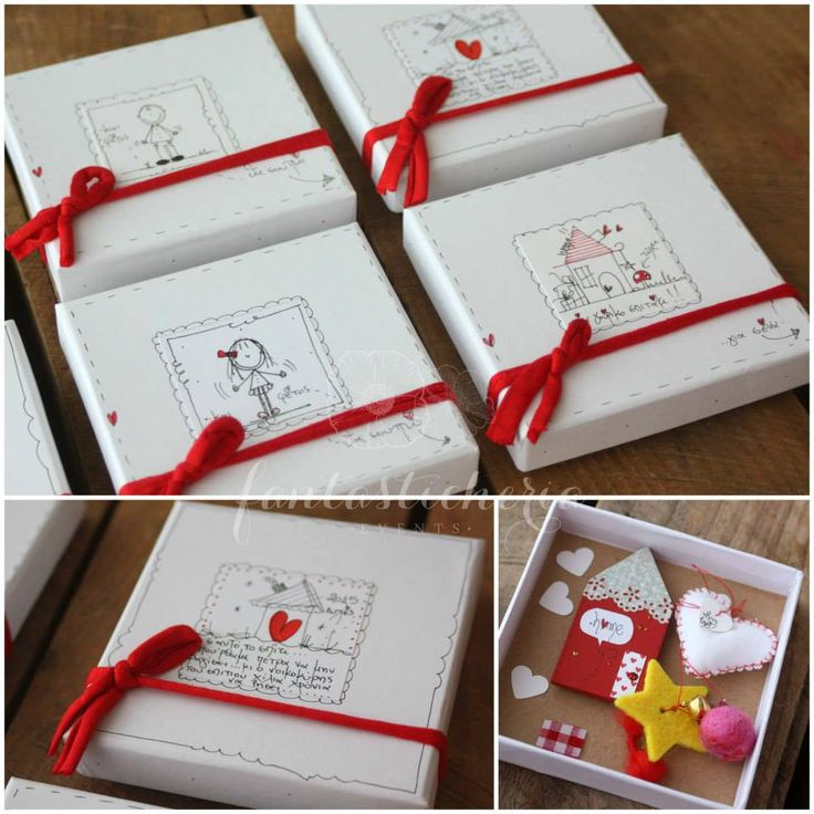 The Ηappy Christmas collection! 10 X 10 cm. - 10 euros