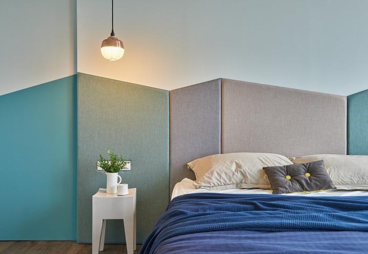 pareti-colorate-appartamento-taiwan-hao-design-camera-matrimoniale