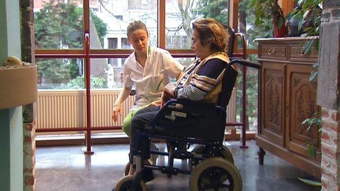 Dementie veroorzaakt taalproblemen bij bejaarden