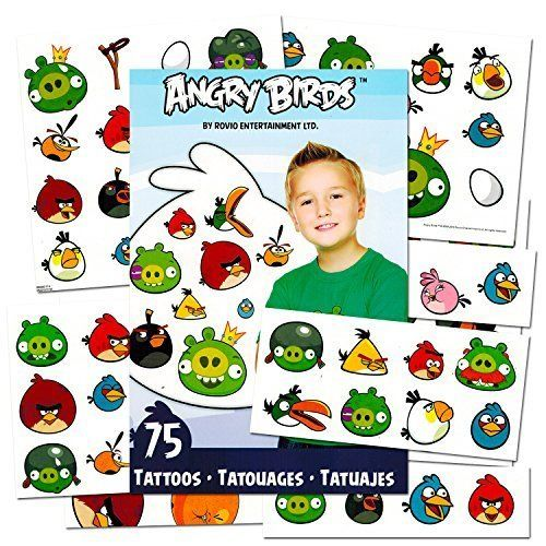 Angry Birds Tattoos and Stickers Party Favor Pack (75 Temporary Tattoos and Over 200 Stickers), http://www.amazon.com/dp/B0184U27A8/ref=cm_sw_r_pi_awdm_CEipxb57H4V28