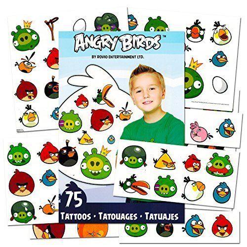 Angry Birds Tattoos and Stickers Party Favor Pack (75 Temporary Tattoos and Over 200 Stickers), http://www.amazon.com/dp/B0184U27A8/ref=cm_sw_r_pi_awdm_CEipxb57H4V28