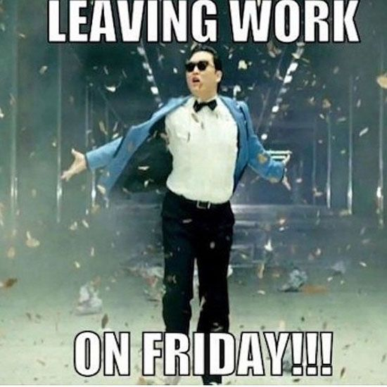 HAPPY FRIDAY! #TGIF Funniest It's Friday Memes From Instagram (13 Photos) - NoWayGirl