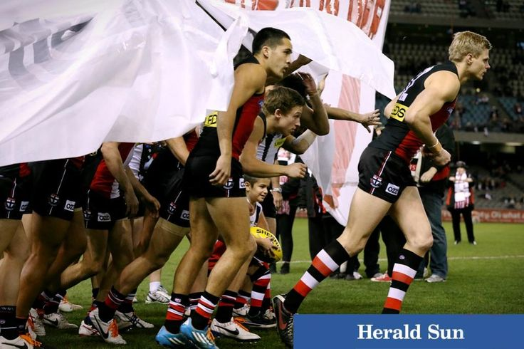 Nick Riewoldt | St Kilda defeats Fremantle
