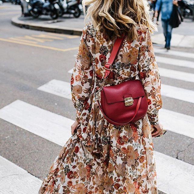 Fall-ing for Furla Club bag.  Regram image by @truelane  #furlafeeling #fashion #bag