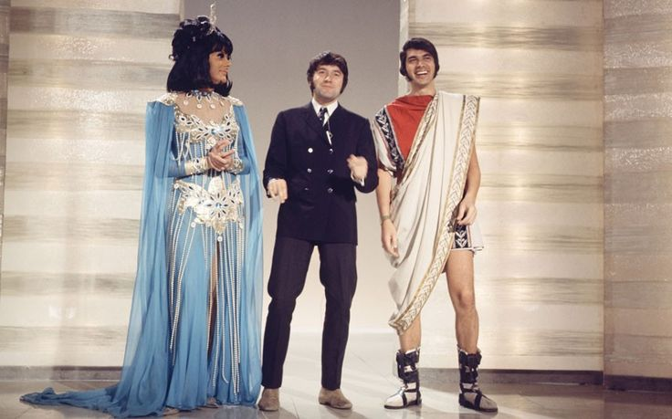Danny La Rue, Jimmy Tarbuck and Engelbert Humperdinck on The Jimmy Tarbuck Show