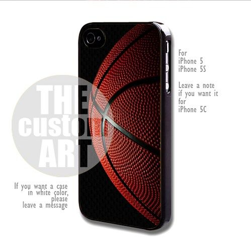 Basketball - For iPhone 5,5s NOTE for iPhone 5C
