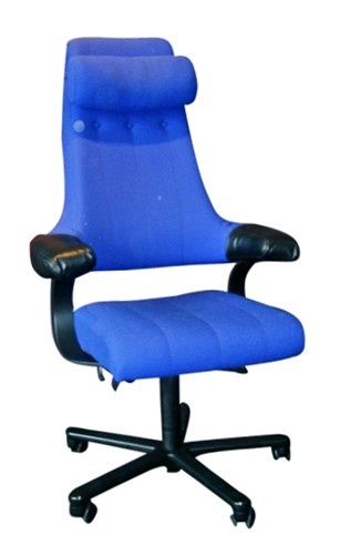 Star Trek Chair From Captain Picardu0027s Conference Room #startrek