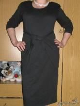 Охотный ряд страдивариус платье чёрное короткое