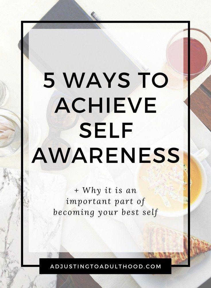 How To Improve Your Self Awareness? - Lisa Jeffs