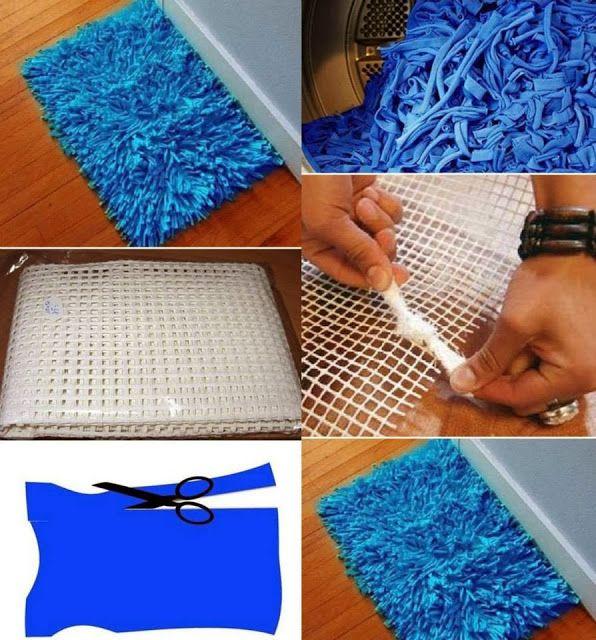 Amarradinho ~ estera Craft in Practice