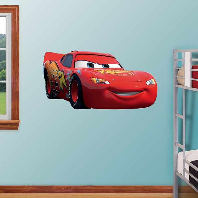 Best Cars Room Images On Pinterest Car Room Kids Bedroom And - Disney cars wall decals kids rooms