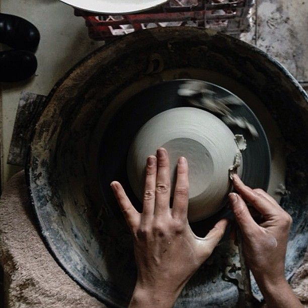25 best makers images on pinterest artist studios atelier and a potters wheel fandeluxe Images