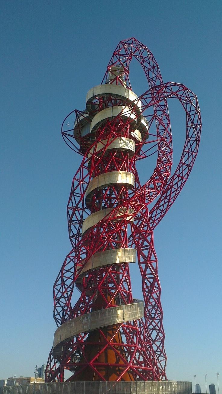 anish kapoor London 2012
