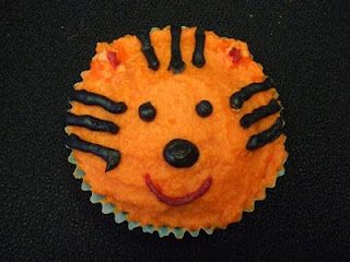 Perhaps inspiration for the Tiger who came to tea?