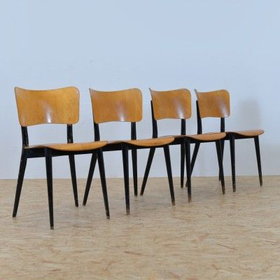 Kreuzzargen Stool from the fifties by Max Bill for Horgen Glarus | #23600