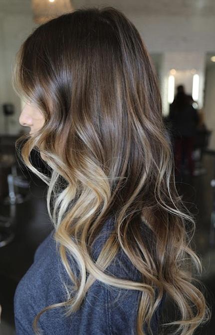 hair color, but slightly lighter.