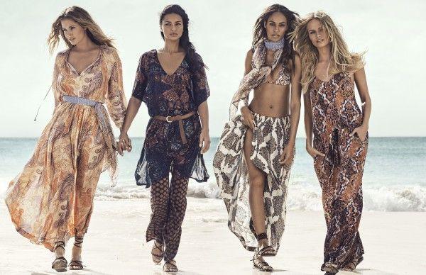 Doutzen in H&M zomercampagne - Fashion - Nieuws - GLAMOUR Nederland