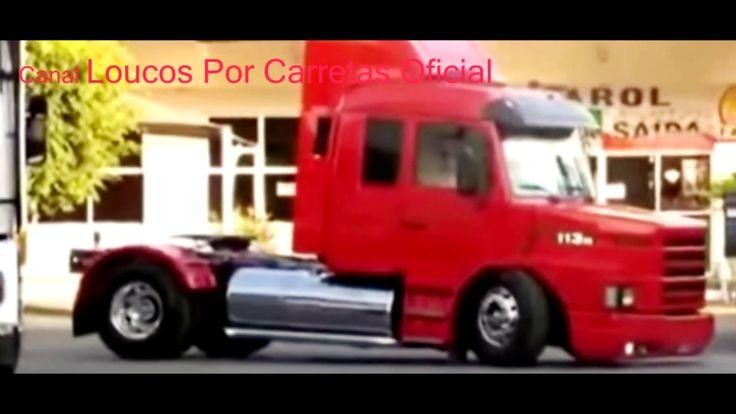 Caminhões Rebaixados só os Caminhões Tops Rebaixados