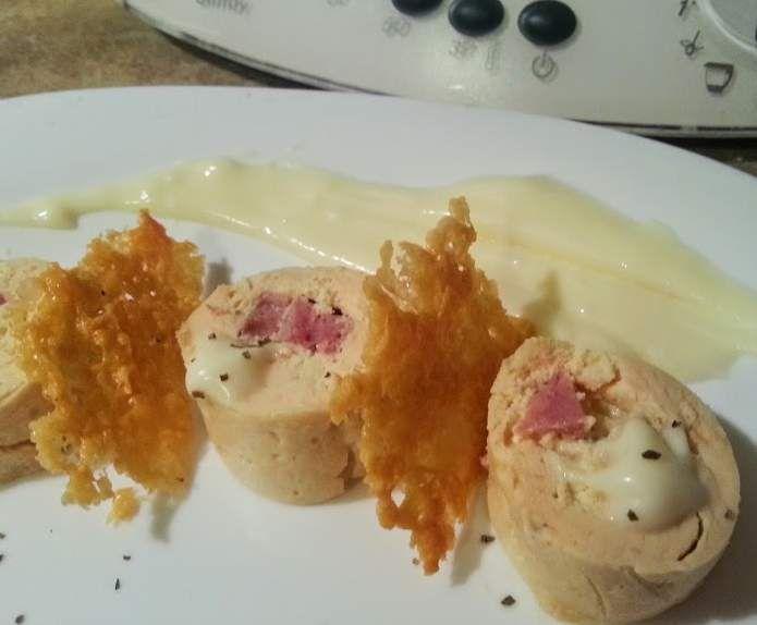 Recette Suprêmes de poulet comtois façon Philippe Etchebest dans Cauchemar en Cuisine ' par sortilege - recette de la catégorie Viandes