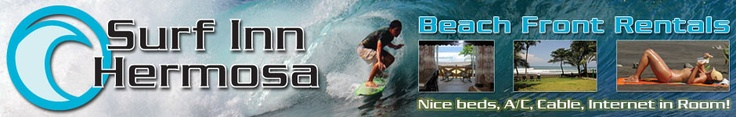 Daily visual surf report playa hermosa costa rica