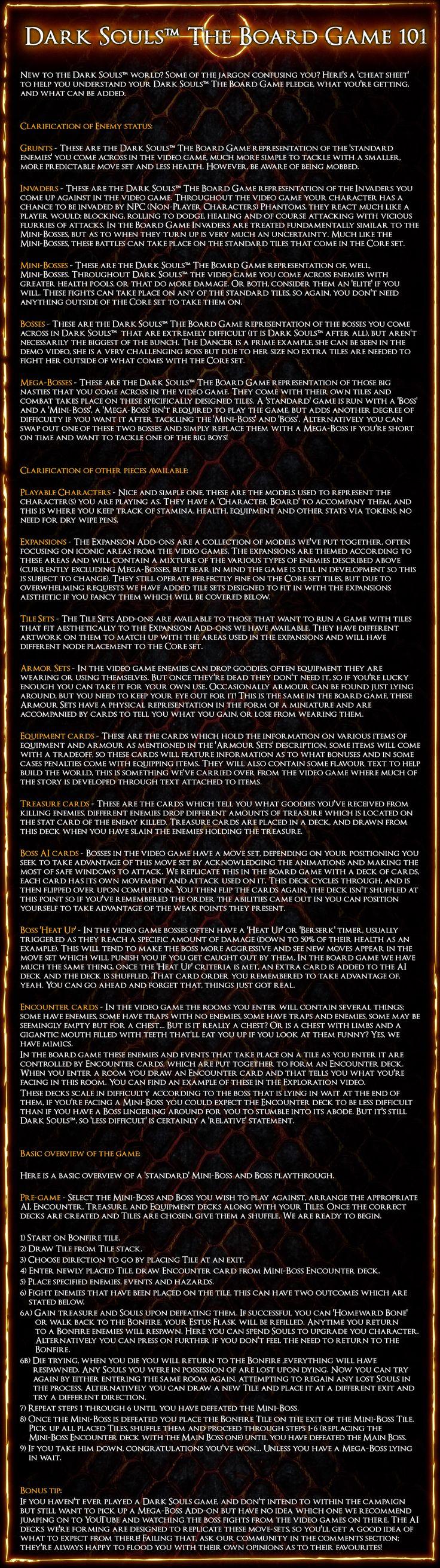 Dark Souls 101 — Steamforged Games