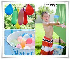 Resultado de imagen para juegos para agua niños