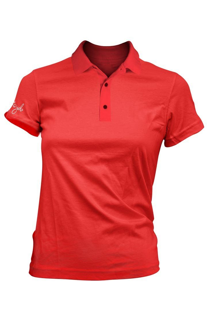 96741de0 #DailyDeals #CheckOut this Fayde Golf #Ladies #Ruby #Red #Fashion #Golf # Polo Look and Feel like a Golf #Professional with these well designed Polo # Shirts ...