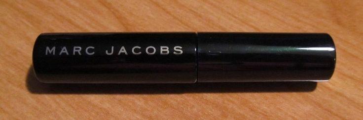 Marc Jacobs Beauty O!Mega Lash Volumizing Mascara Blacquer 0.10oz. Mini BNWOB #MarcJacobs #Mascara
