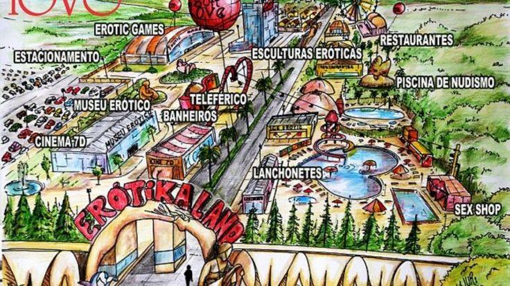 ErotikaLand: um parque de diversões erótico no Brasil – Observador