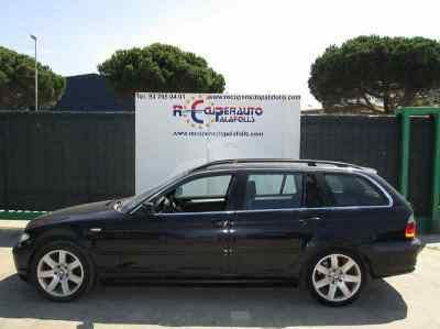 BMW SERIE 3 TOURING (E46) 330d  3.0 Turbodiesel (204 CV) |   03.03 - 12.06