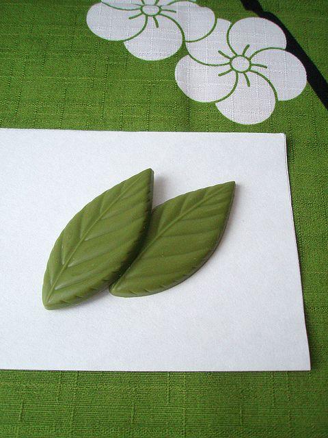Matcha Chocolate Picture (no recipe attached green tea powder, matcha green tea