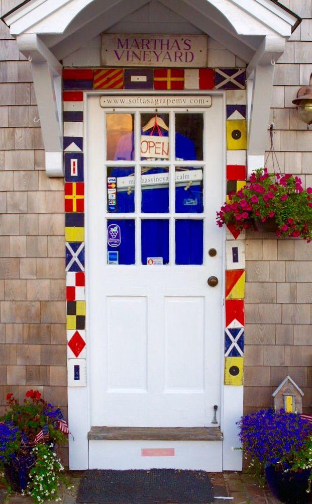 Edgartown, Martha's Vineyard, Massachusetts