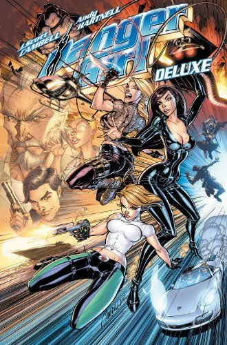 Danger Girl: The Deluxe Edition TP