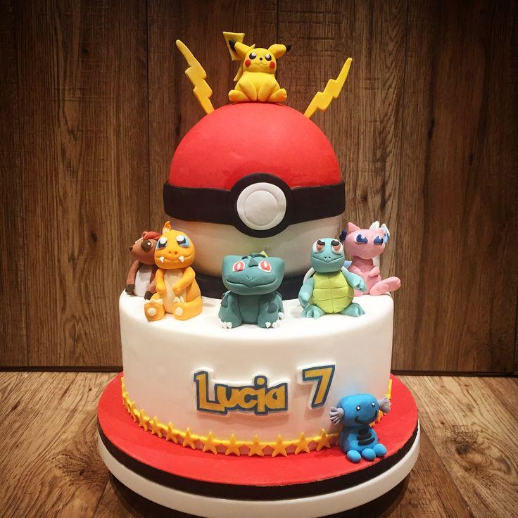 Pokemon cake #pokemon