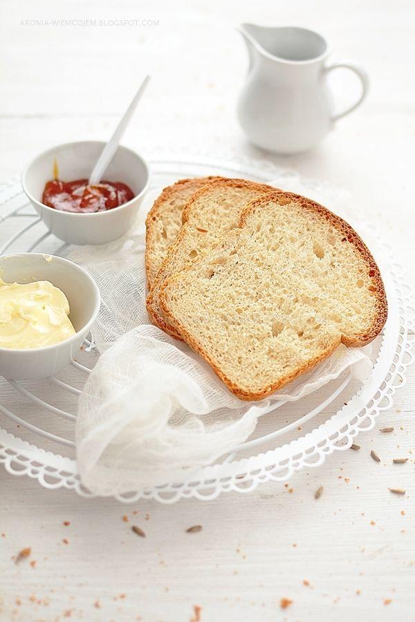 Wiem co jem: Chleb tostowy
